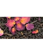Thé parfumé aux fleurs
