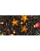Thé parfumé de Noël