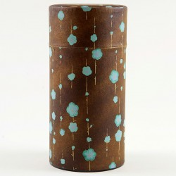 Boîte Cannelle Fleurs Tiffany
