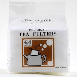 Filtres à thé japonais
