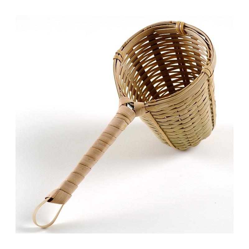 Filtre à thé en bambou