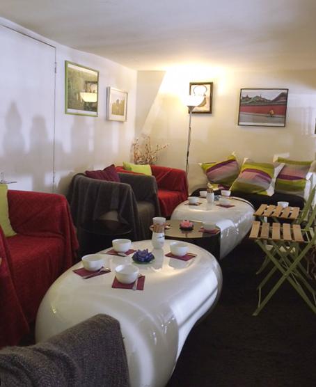 Le petit salon de thé de neo.T.